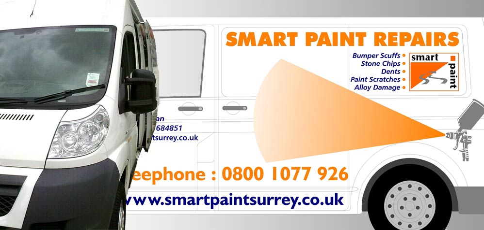 Fully mobile service for Surrey & Middlesex
